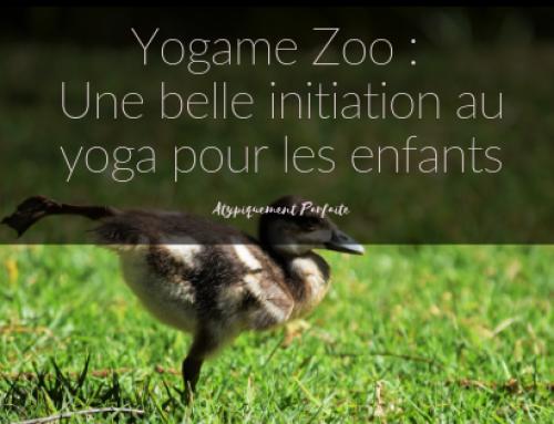 Yogame Zoo : Une belle initiation au yoga pour les enfants