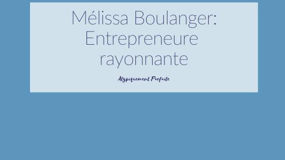 Mélissa Boulanger. Recevoir Mélissa en entrevue est du pur bonheur. Elle parle de son entreprise, Technique MEBP, mais aussi de sa vie de maman et de femme. #TechniqueMEBP #TSA #Autisme #besoinparticuliers #enfantsbesoinsparticuliers #anxiété #anxiétéchezenfant #massothérapie