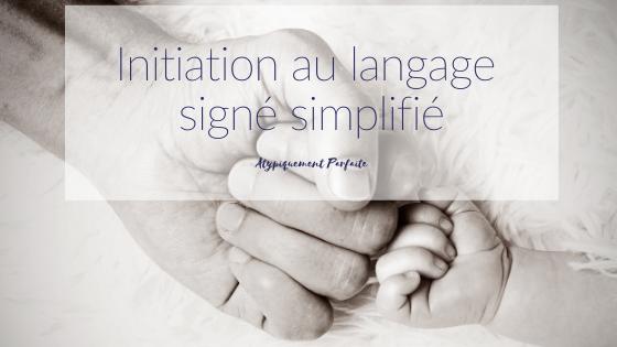Le langage signé simplifié est un excellent moyen de stimuler la communication précoce avec les enfants. #stimulation #stimulationprécoce #langagesigné #languedessignes #signlanguage #enfants #communication
