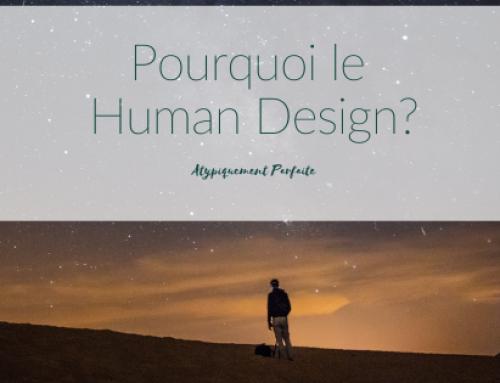 Pourquoi le Human Design?